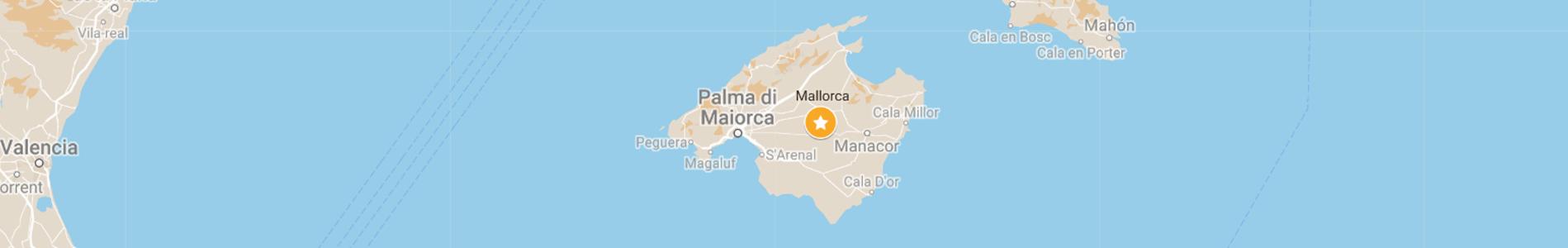 Itinerario vacanza in barca a vela alle Baleari - Minorca