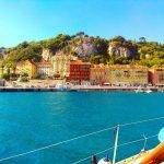 In barca a vela da Nizza a Saint Tropez