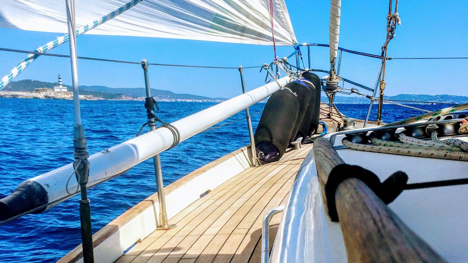 crociera in barca a vela per coppie