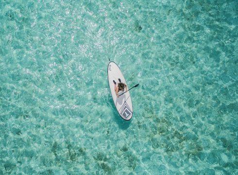 Esperienza di viaggio in barca a vela con SUP e Canoa